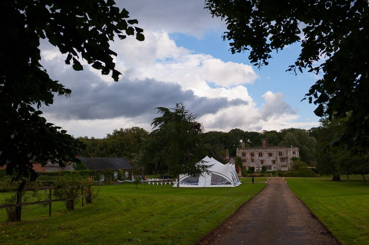 Mannington Hall wedding venue