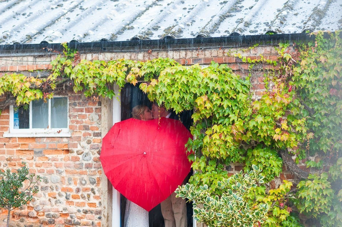 Mannington Hall Wedding