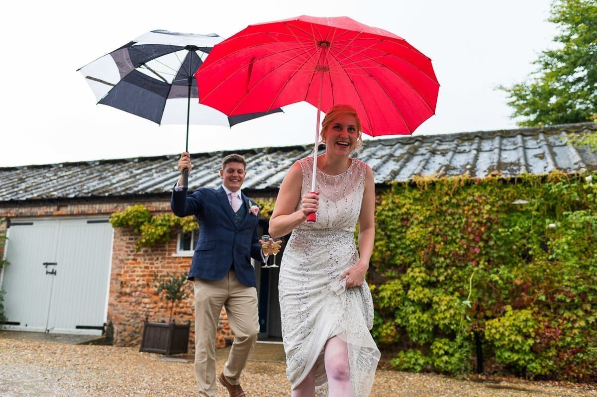 Mannington Hall Wedding