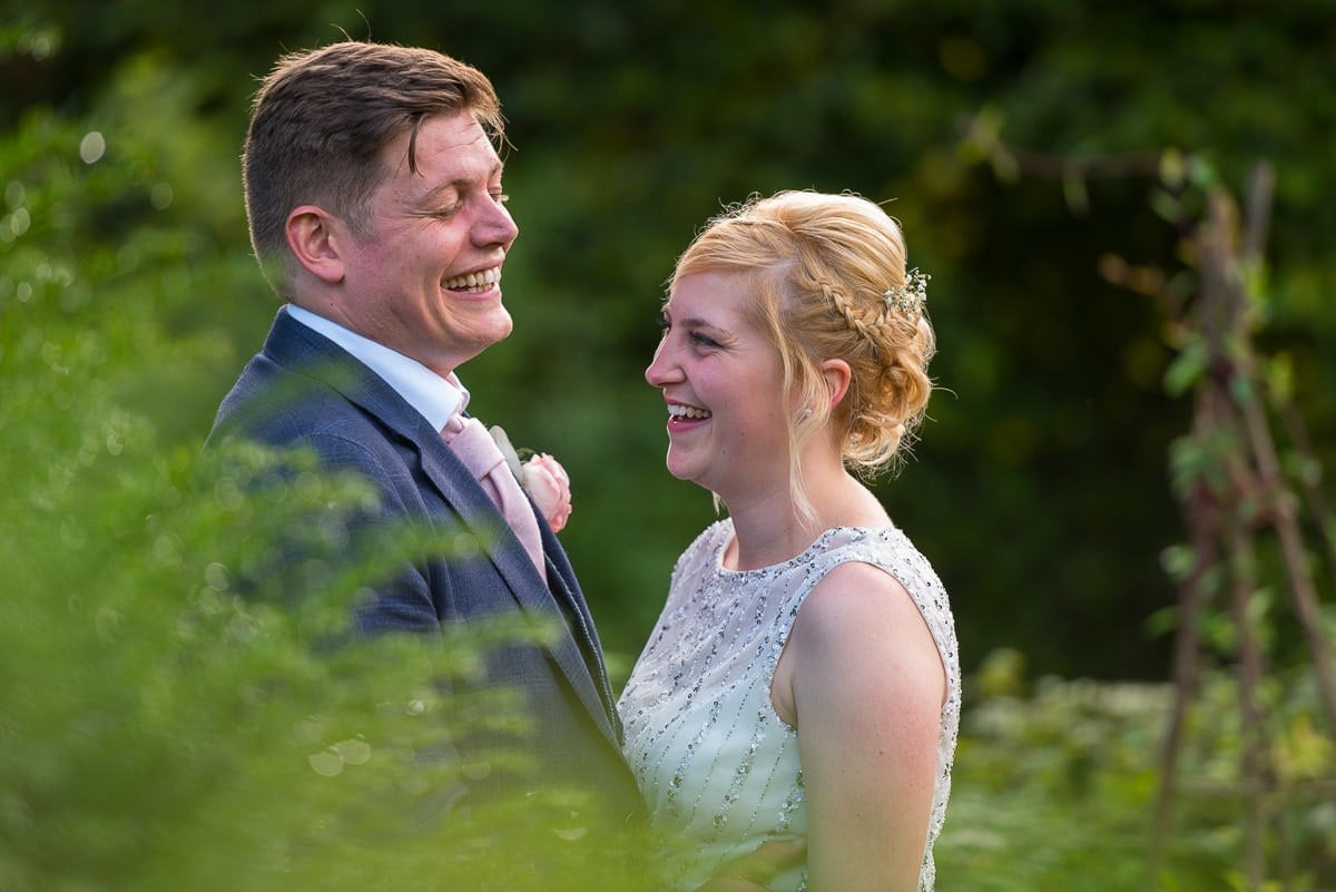 Mannington Hall Wedding Portraits