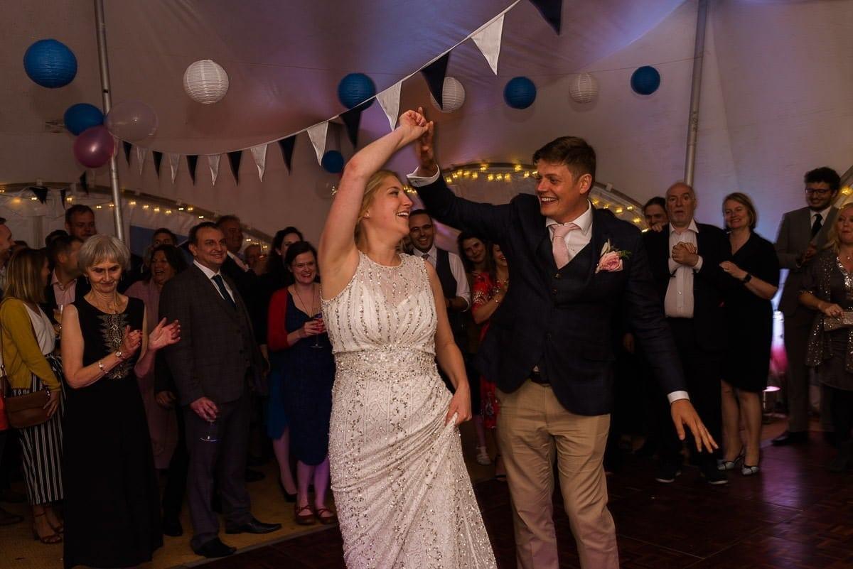Mannington Hall Wedding Reception