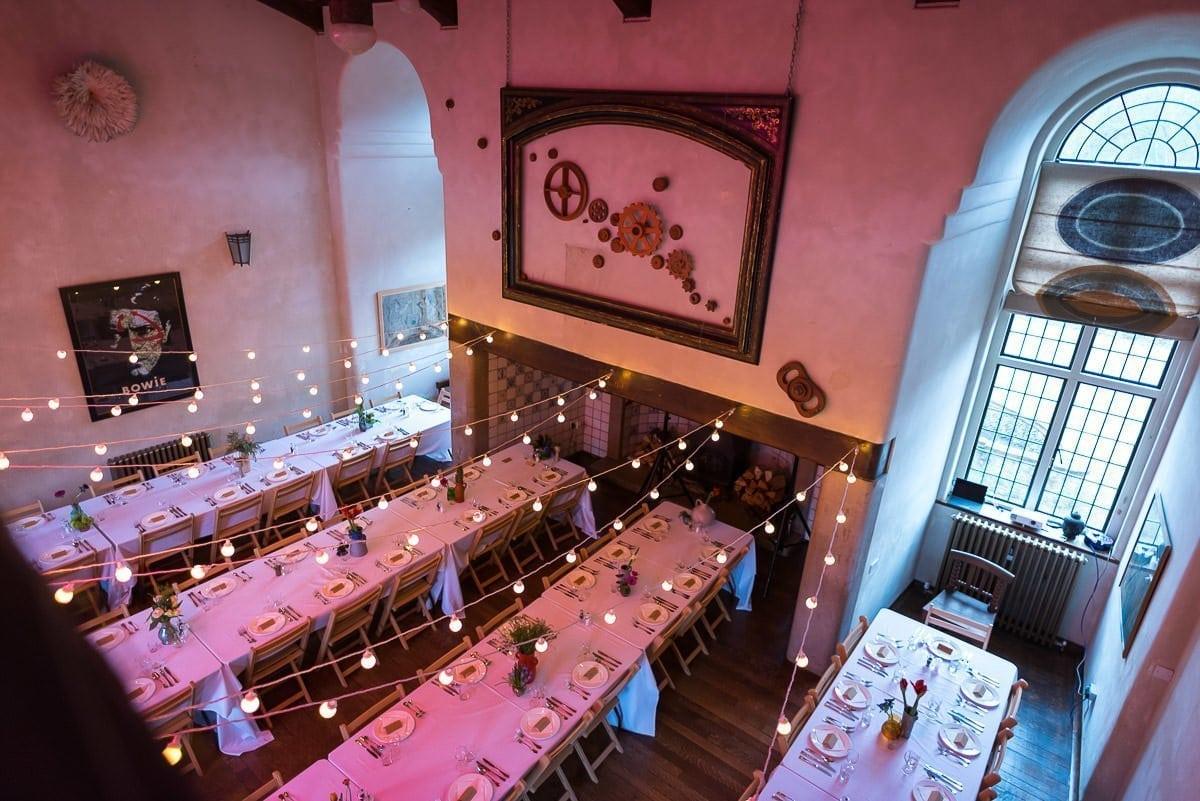 Voewood Hall