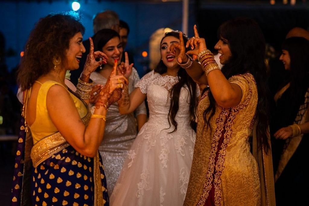 Nairobi Indian wedding reception