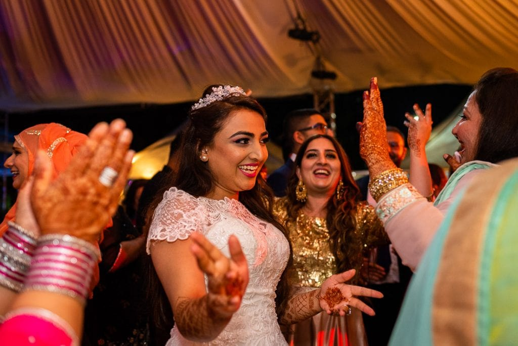 Nairobi destination Indian wedding reception