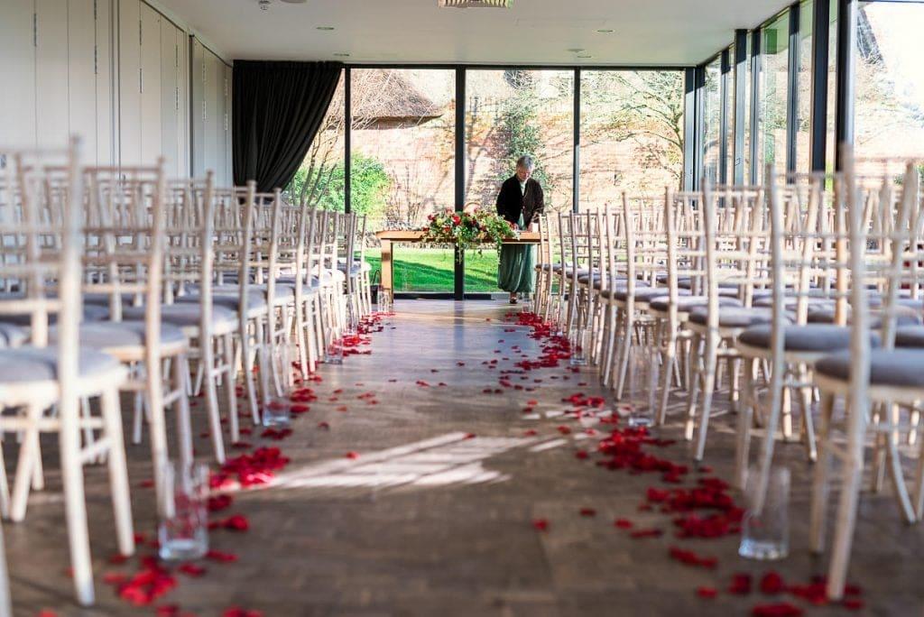 Norfolk Mead Hotel wedding