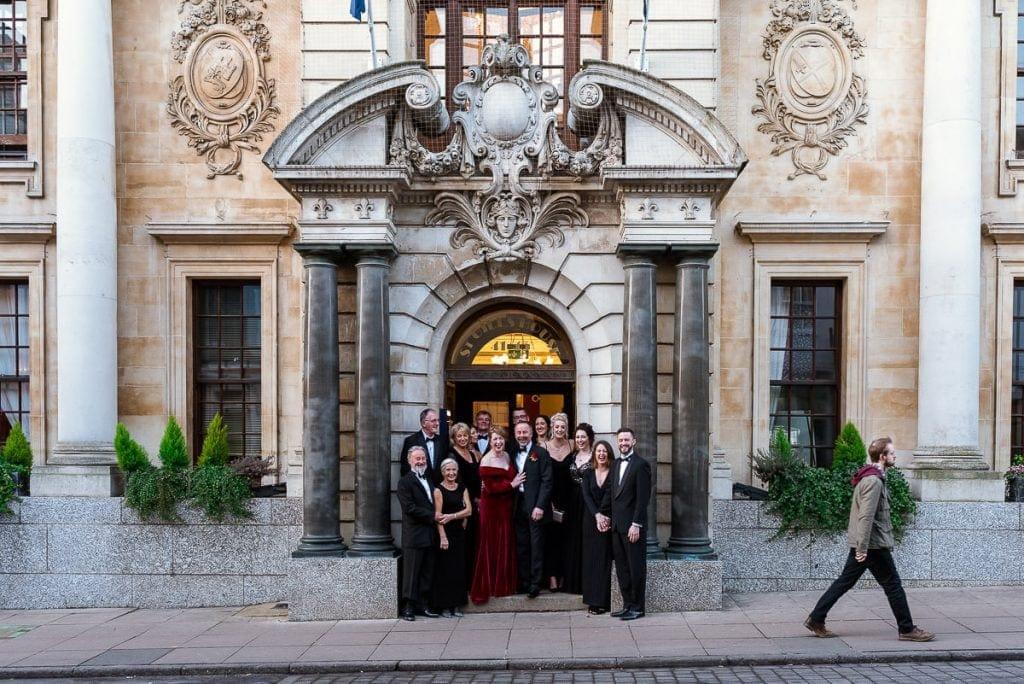 St. Giles House Hotel Wedding