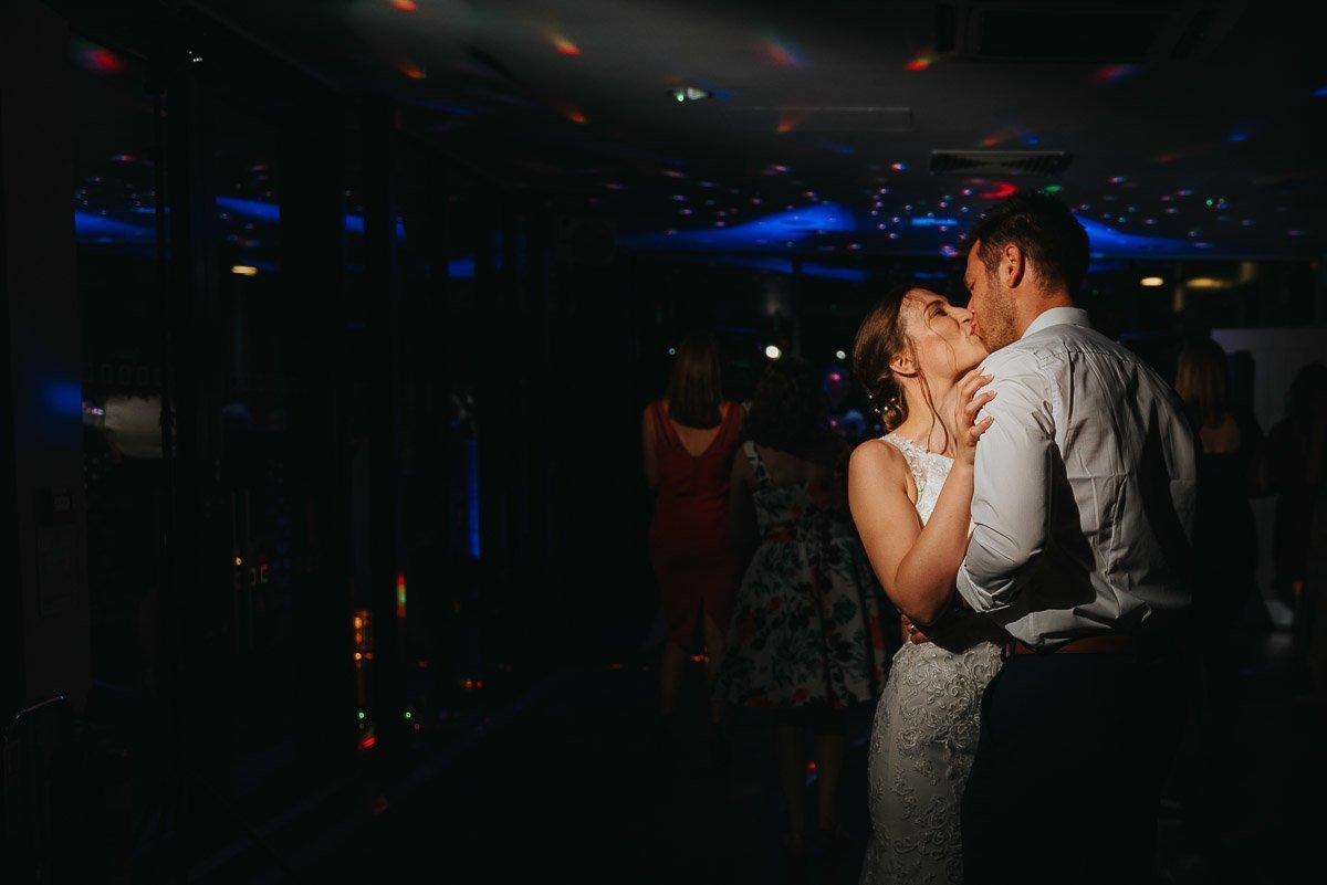 Wedding reception dance at The Norfolk Mead Hotel Wedding