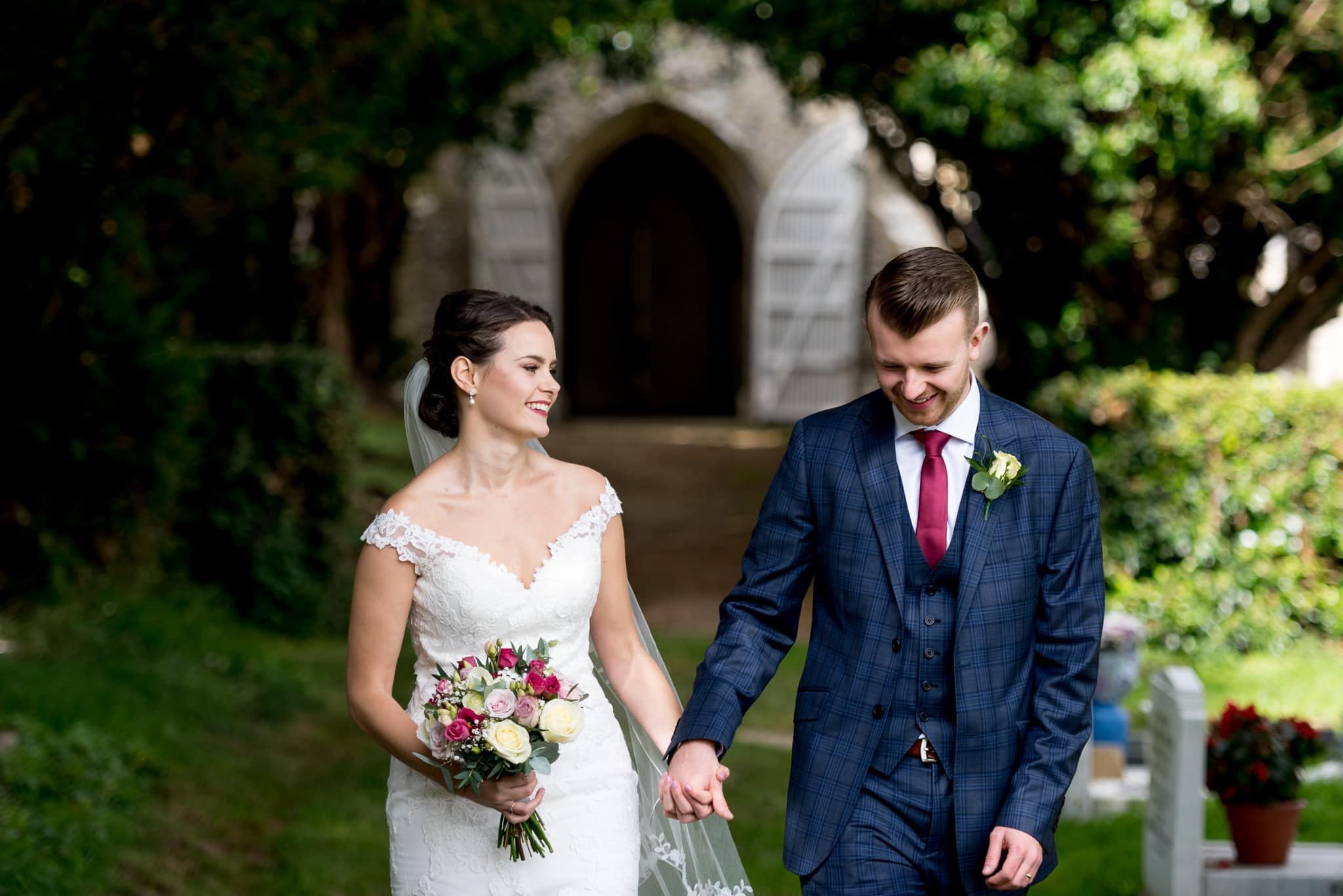 Intimate Norwich Wedding Photography