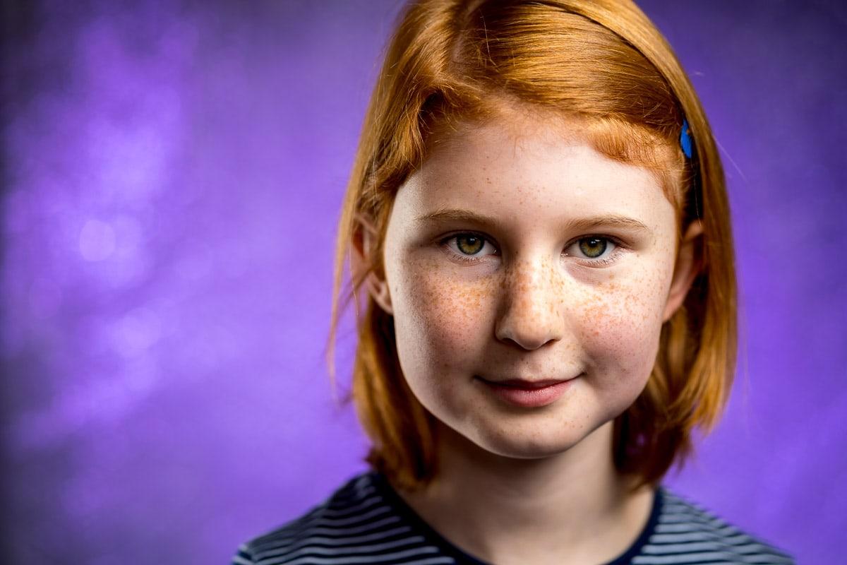 Norfolk Children's Headshot Photography